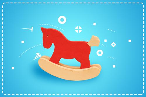 9 مزیت اسباب بازی های چوبی