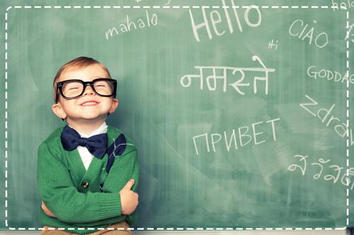 یادگیری زبان دوم توسط کودکان