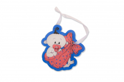 Wooden ornament (baby)