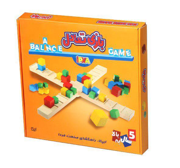 جعبه تعادل چهار بازو